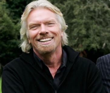 Richard Branson para Experiencias que Transforman