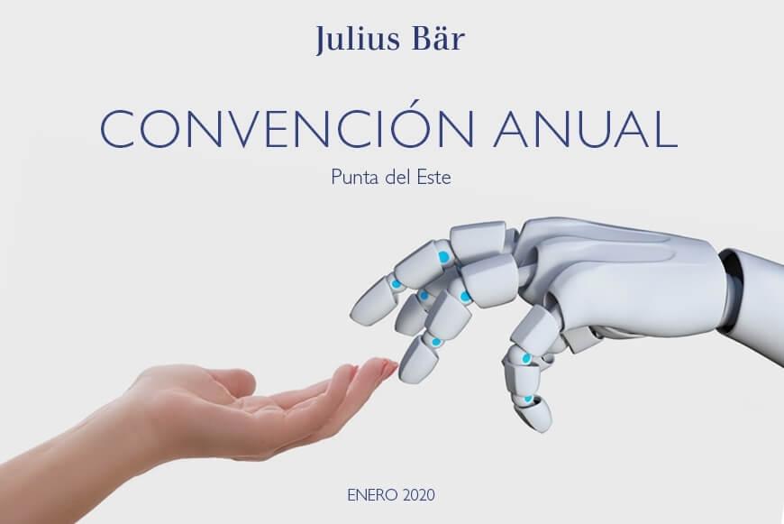 Julius Bar - Convención Anual - Punta del Este, Enero 2020