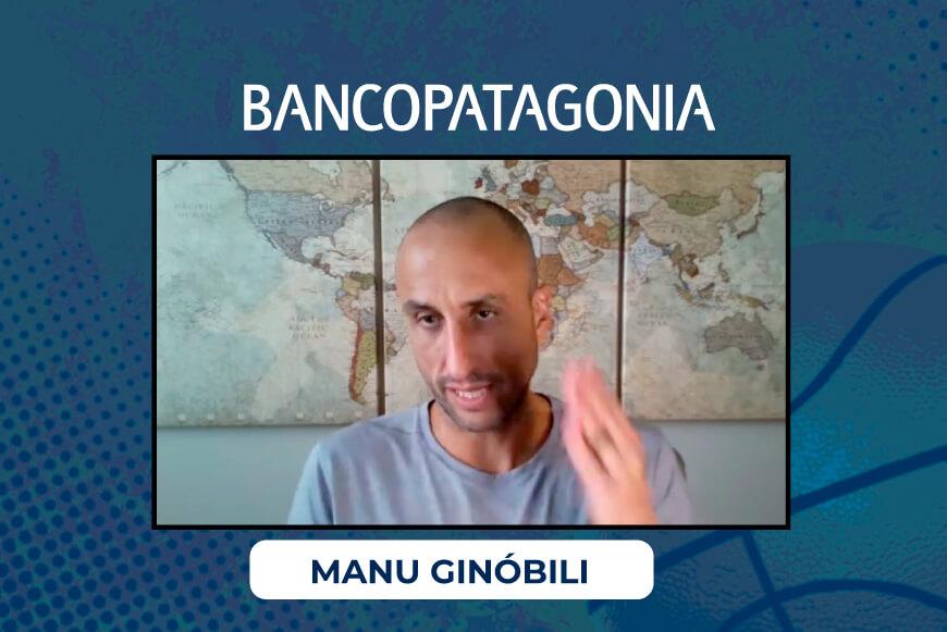 Experiencias que Transforman, dirigida por Nicolás Halac. Manu Ginóbili para Banco Patagonia.