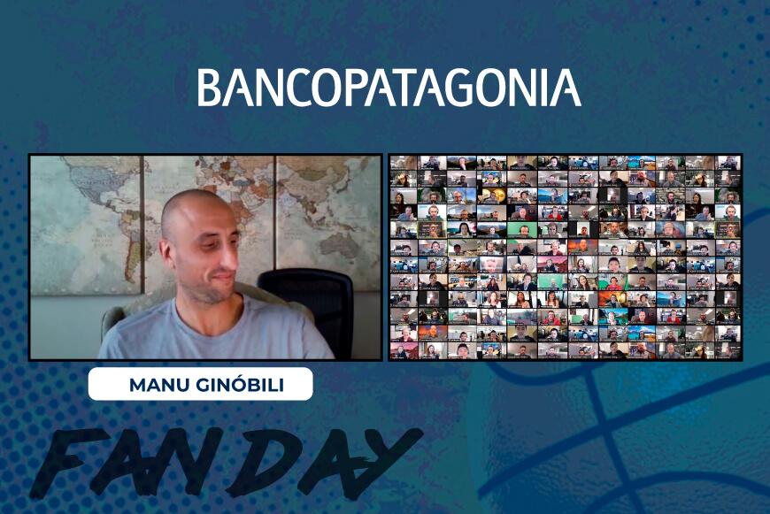 Manu Ginóbili para Experiencias que Transforman, dirigida por Nicolás Halac.