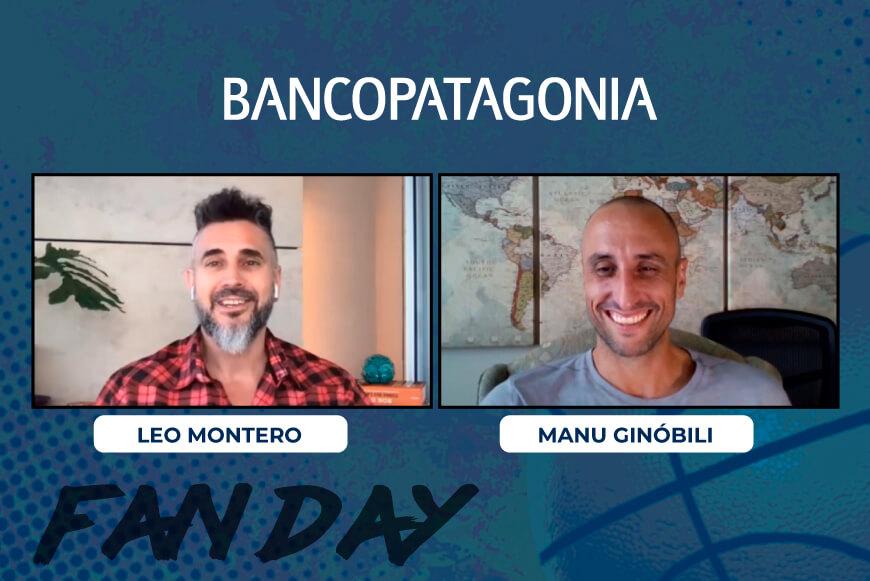 Fan Day con Manu Ginóbili. Experiencias que Transforman de Nicolás Halac.