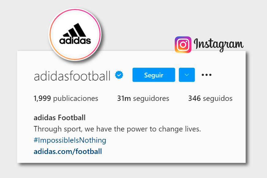 Partnership Adidas Experiencias que Transforman de Nicolás Halac