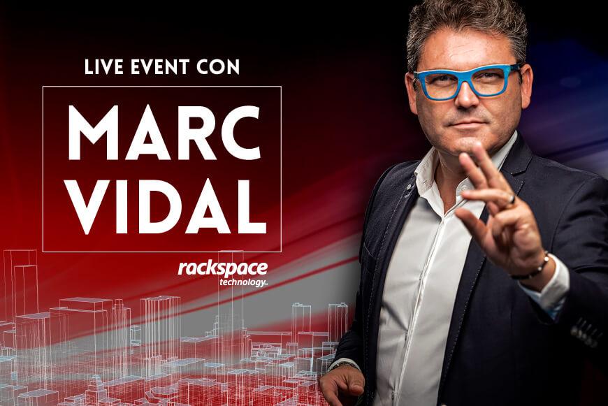 Marc Vidal Experiencias dirigida por Nicolás Halac