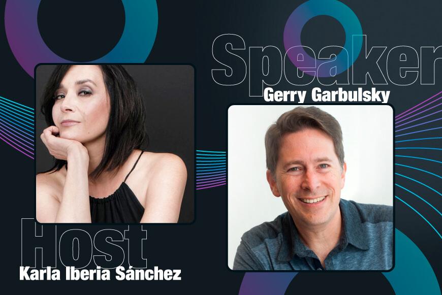 Gerry Garbulsky Master Class Experiencias que Transforman de Nicolás Halac