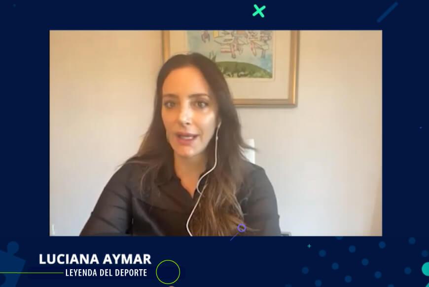 Luciana Aymar Nicolás Halac servicio Q & A para Experiencias que Transforman
