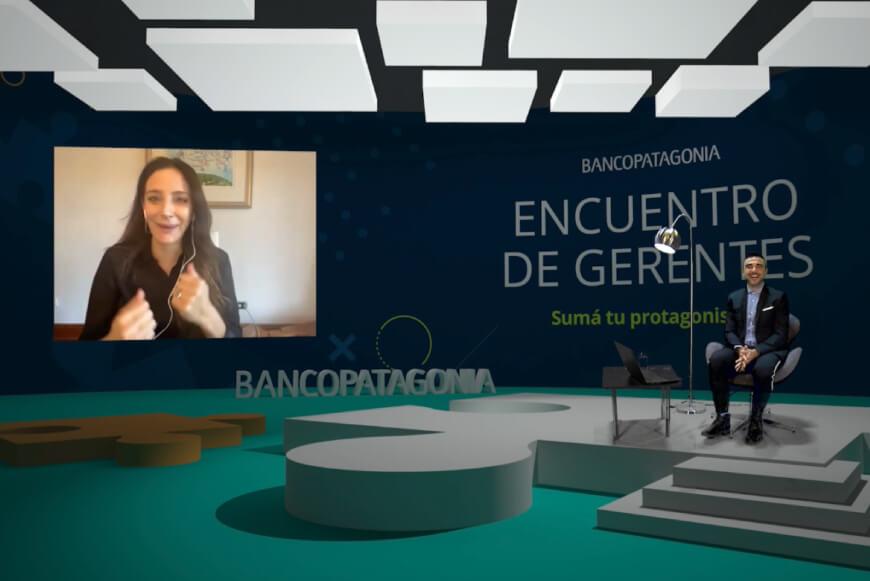 Luciana Aymar Banco Patagonia Experiencias que Transforman de Nicolás Halac
