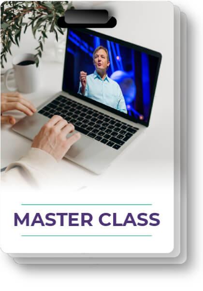 Master Class - Servicio Experiencias que Transforman