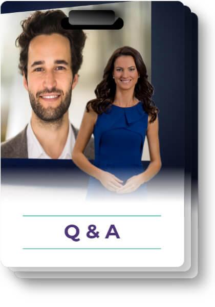 Q & A - Servicio Experiencias que Transforman