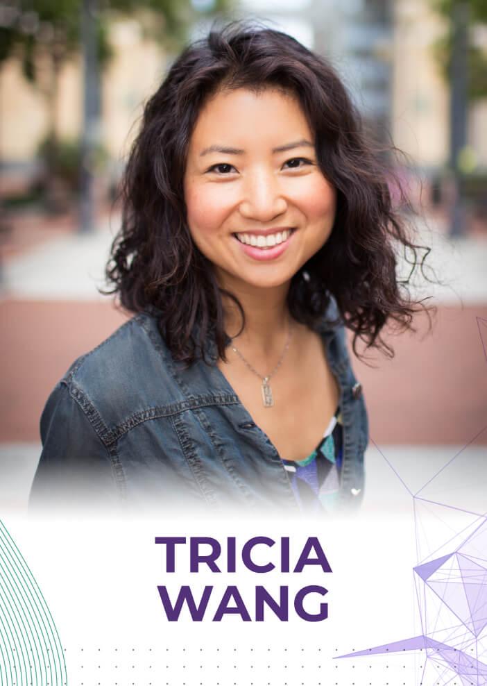 Tricia Wang recomendada de Experiencias dirigida por Nicolás Halac