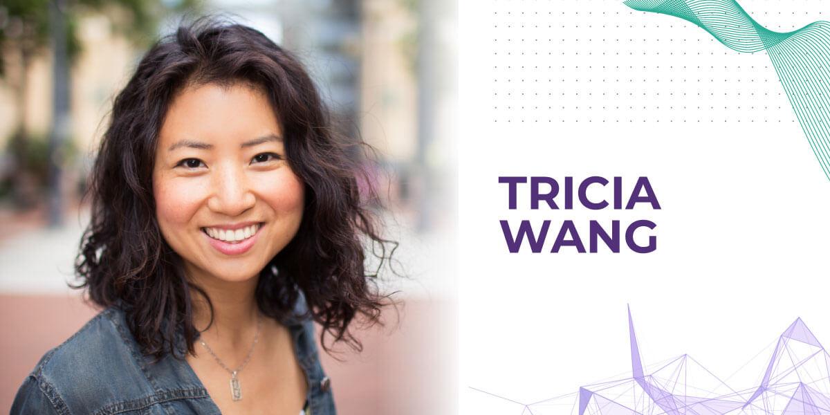 Tricia Wang recomendada en Experiencias dirigida por Nicolás Halac